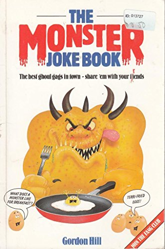 The monster joke book