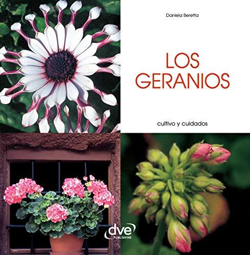 Los geranios - Cultivo y cuidados por Daniela Beretta