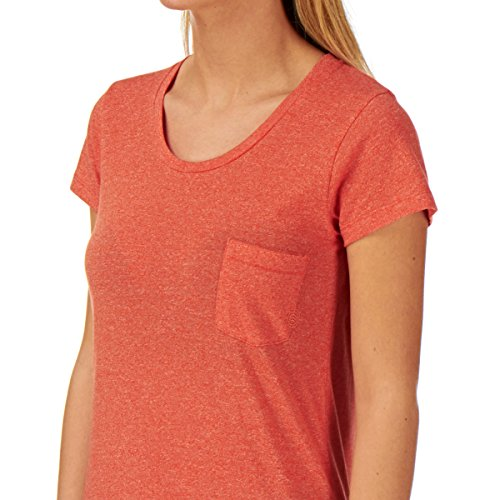 Element Elba Girls T-Shirt (simply taupe) koralle