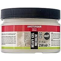 GEL RT24173080 - Pintura mate (250 ml), color blanco