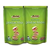 #5: Tulsi California Roasted & Salted Pistachios Combo 400g(200x2)