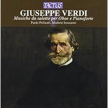 Verdi: Music for Oboe & Piano