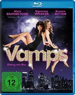 Vamps - Dating mit Biss [Blu-ray]