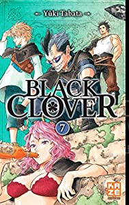 Black Clover Edition simple Tome 7