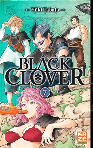 Black Clover, Tome 7 : par From Kazé Editions