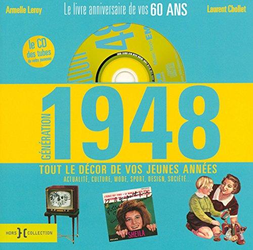 GENERATION 1948 + CD par ARMELLE LEROY