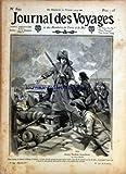 JOURNAL DES VOYAGES (LE) [No 899] du 22/02/1914 - UNE JEANNE HACHETTE CANADIENNE PAR A. REUZE - DESSIN DE CONRAD LES HABITANTS DES FORETS EQUATORIALES - LES GORILLES PAR LEON MALU HYGIENE ET CORVEE - LE BAIN DES ABYSSINS PAR P.L.H.