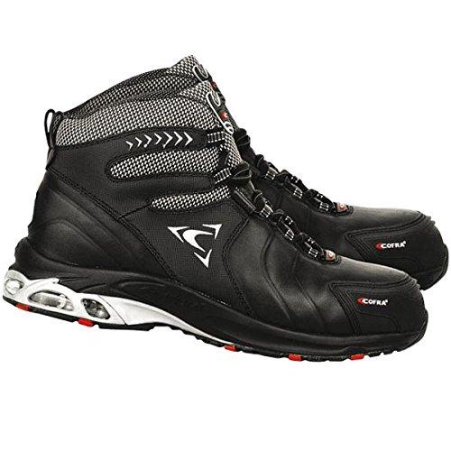 Cofra Phantom S3 Paire de Chaussures de sécurité Taille 44 Noir