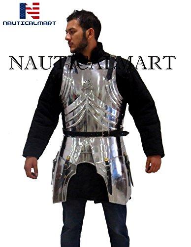 er Mittelalter Geschirr Armor tragbar Halloween-Kostüm (Nautische Kostüm)