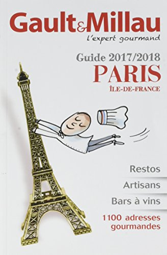 Guide Paris - Ile-de-France 2017/2018