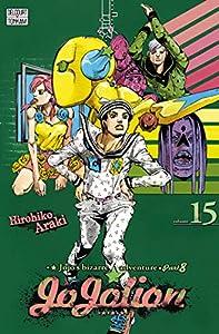 Jojolion - Jojo's Bizarre Adventure Saison 8 Edition simple Tome 15