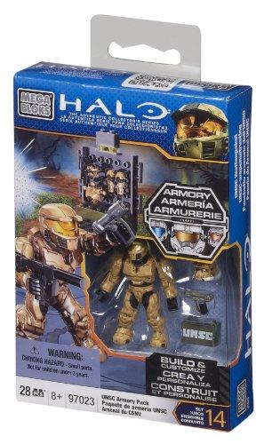Mega Bloks Halo 10525119Arsenal Pack (Mega Blocks Halo-sets)