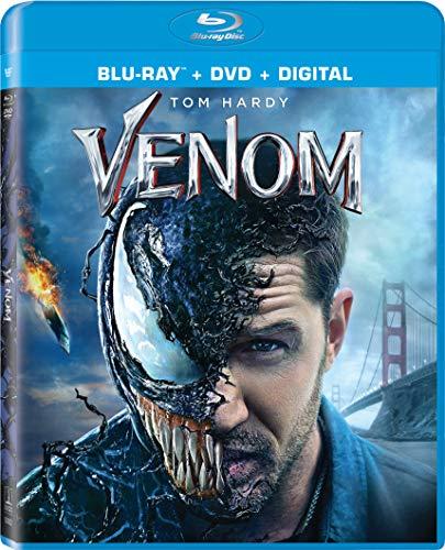 Venom (2018) (2 Blu-Ray) [Edizione: Stati Uniti] [Italia] [Blu-ray]