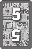 Schmidt Spiele 3004 Star Wars Rebels - Ligretto Card Game