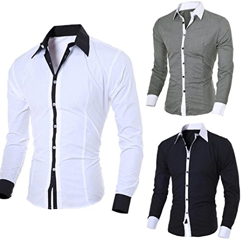 Camisas-Hombre-Amlaiworld-Camisa-de-hombre-de-negocios-Camisa-de-manga-larga-casual-para-hombre-Camisa-de-vestir-slim-fit-Camisa-de-vaquero-blusa-Tops-Outwear