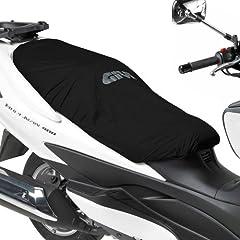 Idea Regalo - Givi S210 Telo Coprisella Moto, Impermeabile, Nero