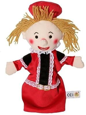 Heinrich Bauer 16510 - Marioneta de Princesa por Bauer