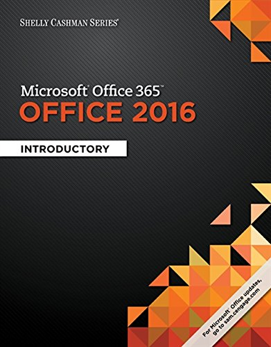Read PDF Shelly Cashman Series Microsoft Office 365 2016 Introductory Mindtap Course List Ebook Library By Misty Vermaat