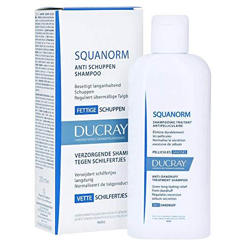 Ducray Squanorm Forfora Grassa Shampoo - 200 ml