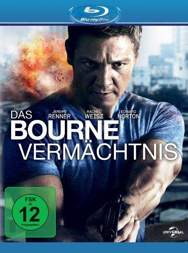 Bild von Das Bourne Vermächtnis [Blu-ray]