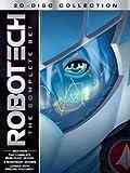 Robotech: Complete Set (20pc) / (Full Ws Ac3 Dol) [DVD] [Region 1] [NTSC] [US Import]