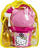 ANDRONI Zaino Hello Kitty Princess Secchiello/Innaffiatoio/Accessori 7245-0HKP