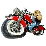 tolle Spardose Motorradfahrer, der Hingucker schlechthin!