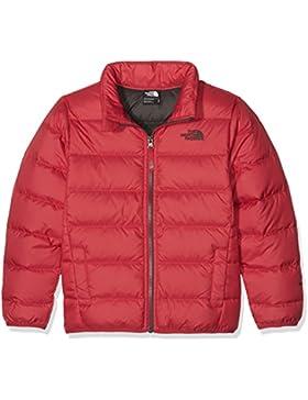 The North Face B Andes Jacket - Chaqueta para niños, color rojo, talla L