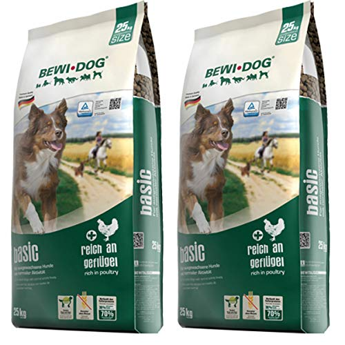 Bewi Dog 2 x 25 kg Basic