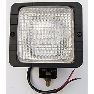 Bajato JCB Arbeitsleuchte Flutlicht Quadratisch 12V - 11002101