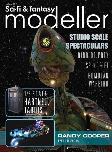 Sci-Fi & Fantasy Modeller: Volume 35 by Mike Reccia (2014-10-13)