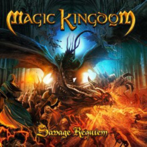 Magic Kingdom: Savage Requiem (Digipak) (Audio CD)