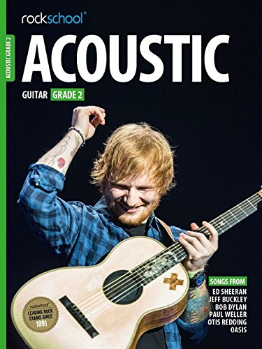 Acoustic Guitar Grade 2 (Rockschool Acoustic Guitar)