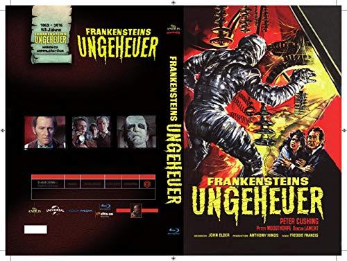 53 Jahre Hammer Edition - Anolis Sammlerbox FRANKENSTEINS UNGEHEUER ( The Evil Of Frankenstein ) - Limited große Hardbox BLU-RAY limitiert auf 53 Stück