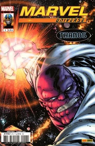 Marvel Universe, N° 6 :