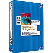 Mathematik für Ingenieure 2. Vektoranalysis, Integraltransformationen, Differenzialgleichungen, Stochastik - Theorie und Numerik