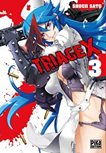 Triage X Edition simple Tome 3