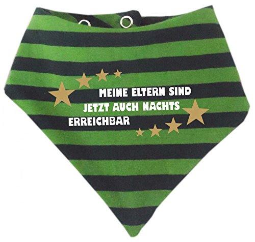 KLEINER FRATZ - Foulard - Bébé (garçon) 0 à 24 mois - vert - 98 cm
