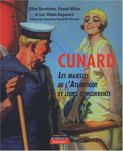 Cunard : les majests de l'Atlantique et leurs concurrents