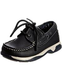 d8fe77248ba Chatham Unisex Kids  Skipper Boat Shoes
