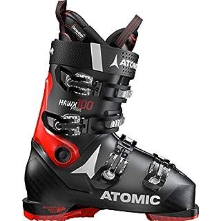 ATOMIC Unisex-Erwachsene ABO ATO All Mtain Inl Schneestiefel, Black/Red, 45/46 EU