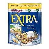 Kellogg's Extra pépites chocolat au lait 500g - ( Prix Unitaire ) - Envoi Rapide Et Soignée