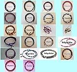 3 pcs Cordón de gafas redondo estampado etnico (HC Enterprise--new01)