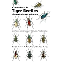 A Field Guide to the Tiger Beetles of the United States and Canada: Identification, Natural History, and Distribution of the Cicindelidae