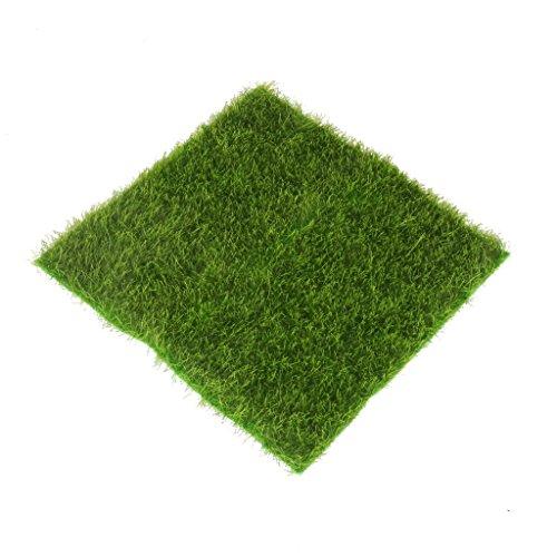 Froomer Mikro Landschaft Moos Mini Ornament Wiese Für Miniatur-Garten Puppenhaus Dollhaus Dekoration DIY