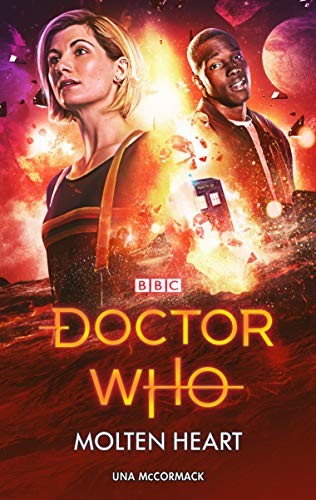 Doctor Who: Molten Heart (English Edition) por Una McCormack
