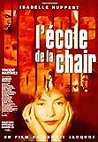 L'Ecole De La Chair - Isabelle Huppert - 116X158Cm Affiche Cinema Originale