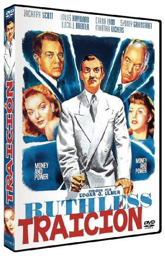 Ruthless (Traición) (1948) [Spanien Import]