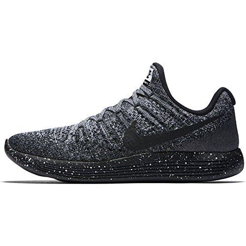 s Il Overplay VII NBK High Top Sneaker Basketball Black/Black-white-racer Blue
