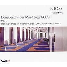 Donaueschinger Musiktage 2009